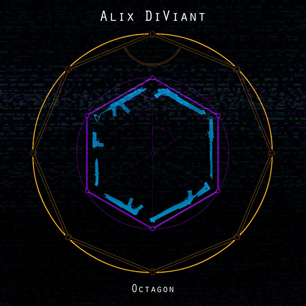 Octagon! Now Available! - Check out the latest single from Alix DiViant!