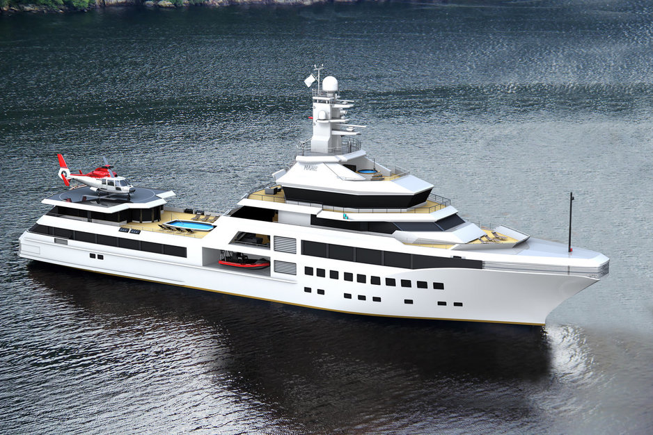 EXPLORER — Palmer Johnson Yachts   SportYachts   SuperYachts