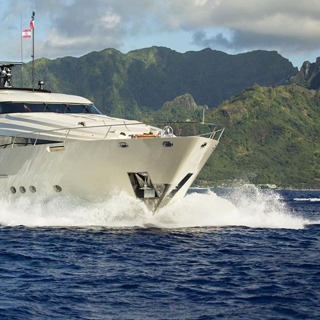 M/Y Vantage  #Palmerjohnson #sportyacht #superyacht #yacht #luxury #luxurylifestyle