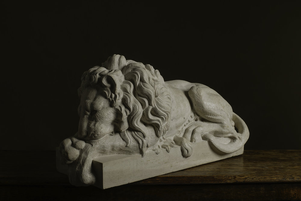 Canova Study by Tom Brown 600 x 310 x 210mm.jpg
