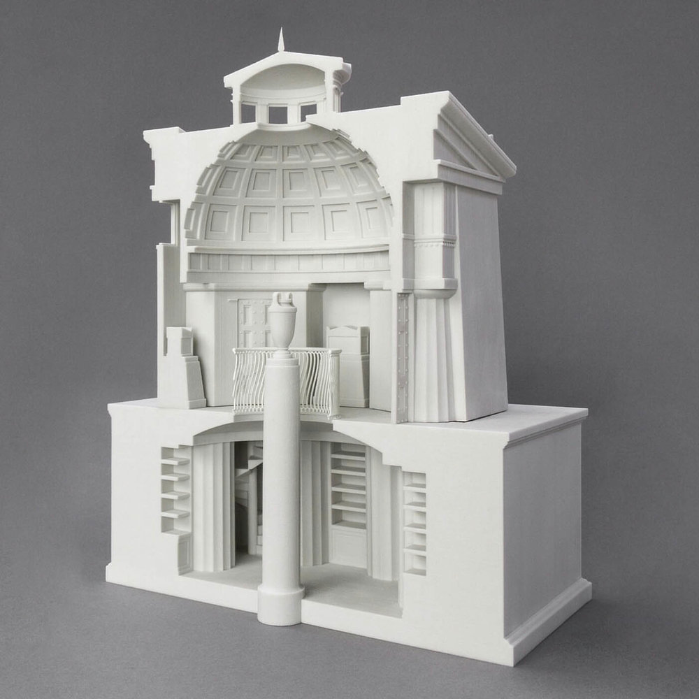 Simon Hurst Mausoleum model.jpg