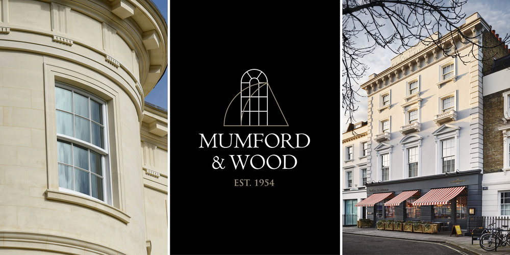 - Mumford & Wood www.mumfordwood.comEstablished in 1954 Mumford & Wood has since become the UK's premier manufacturer of high quality timber windows and doors. Recognised within the industry as market leaders, Mumford & Wood has built a well-earned reputation amongst architects, developers and aspirational home owners for products of outstanding quality. All our wooden windows and doors are proudly made in our Tiptree factory using time-served craftsmanship and state of the art technology, using the finest quality wood.Tower Business Park, Kelvedon Road, Tiptree, Essex, CO5 0LX email: sales@mumfordwood.com tel: 01621 818155