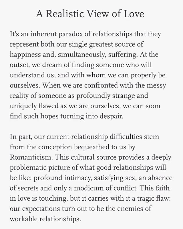 Nothing I love more than a beautiful paradox and a realistic perspective 💌 #BeMyValentine