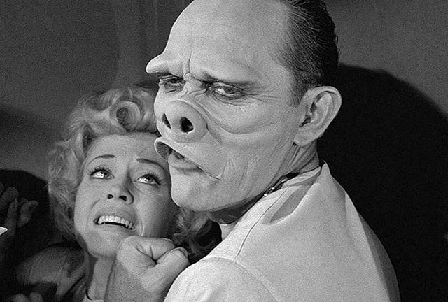The Twilight Zone 🖤 #BeautyIsInTheEyeOfTheBeholder