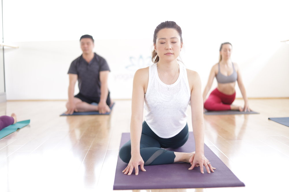 Yoga classes lane cove