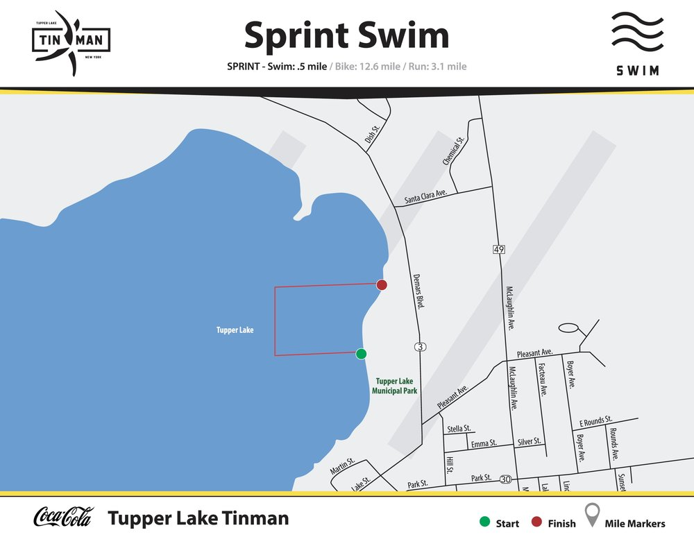 tinman_sprint_swim_map