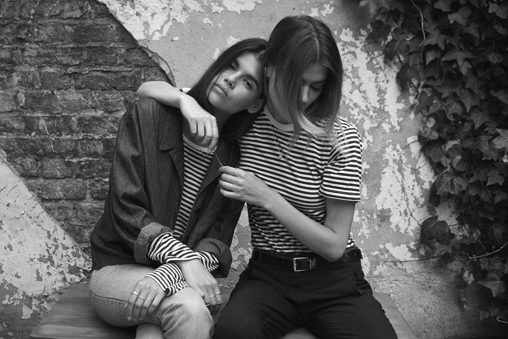 JOANNA + SARAH HALPIN | WHAT SHE SAID BLOG, 2015