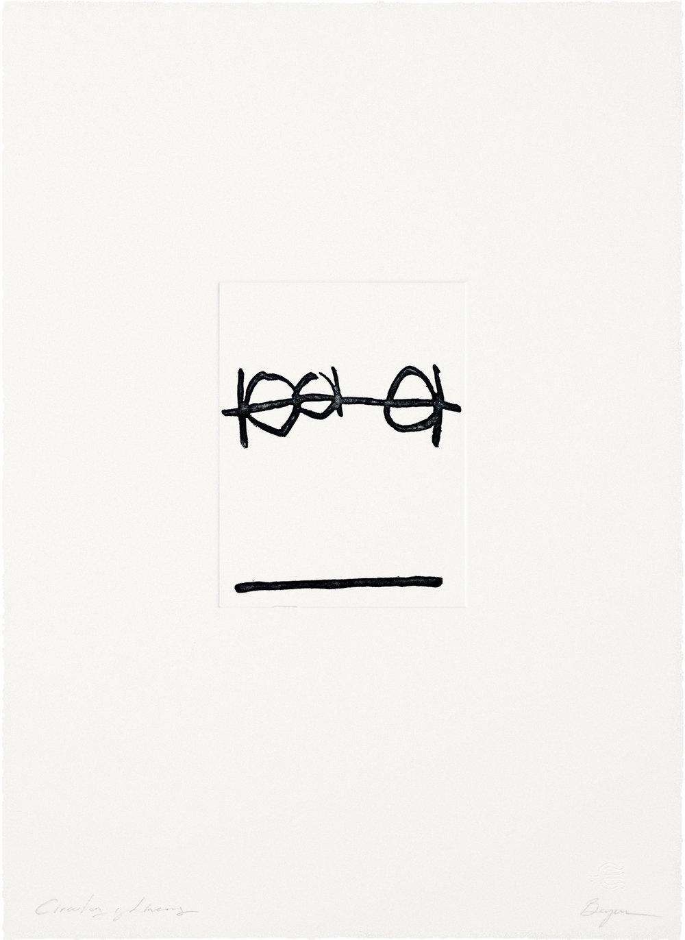 Circles and Lines, Diego Berjon