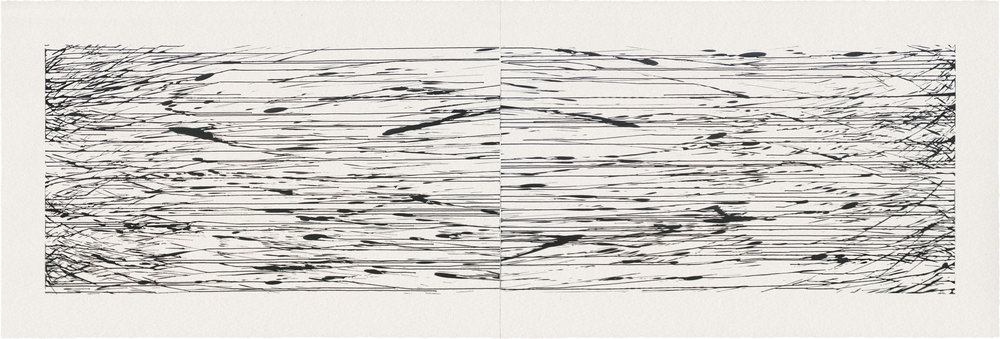 One Black Line, Diego Berjon