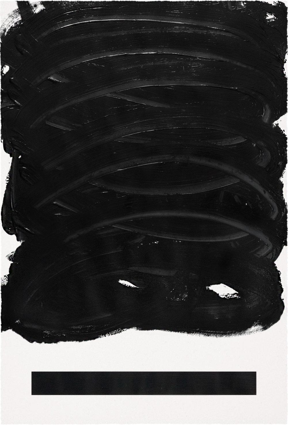 Two Black Lines, Diego Berjon