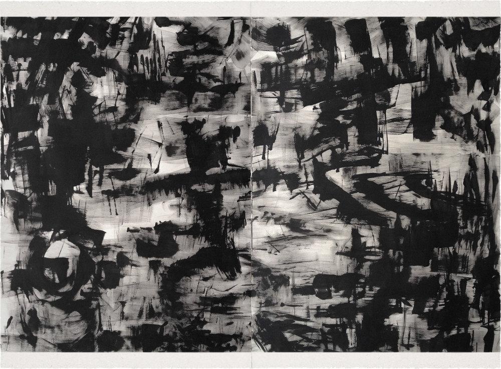 Black Echoes, Diego Berjon