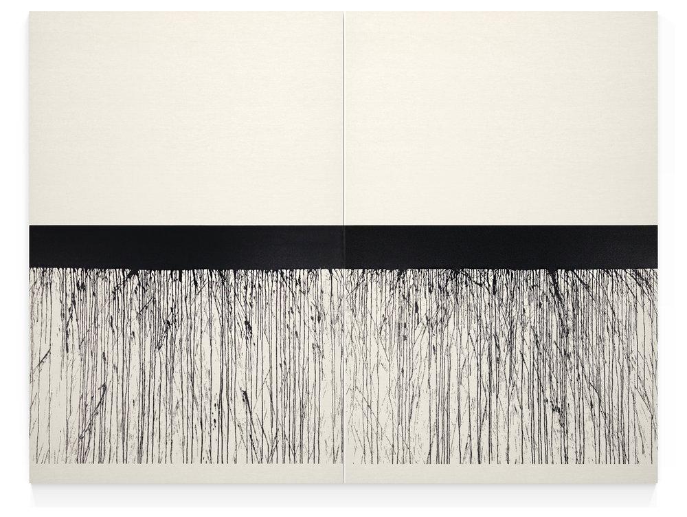 Una Línea Negra — Diego Berjon