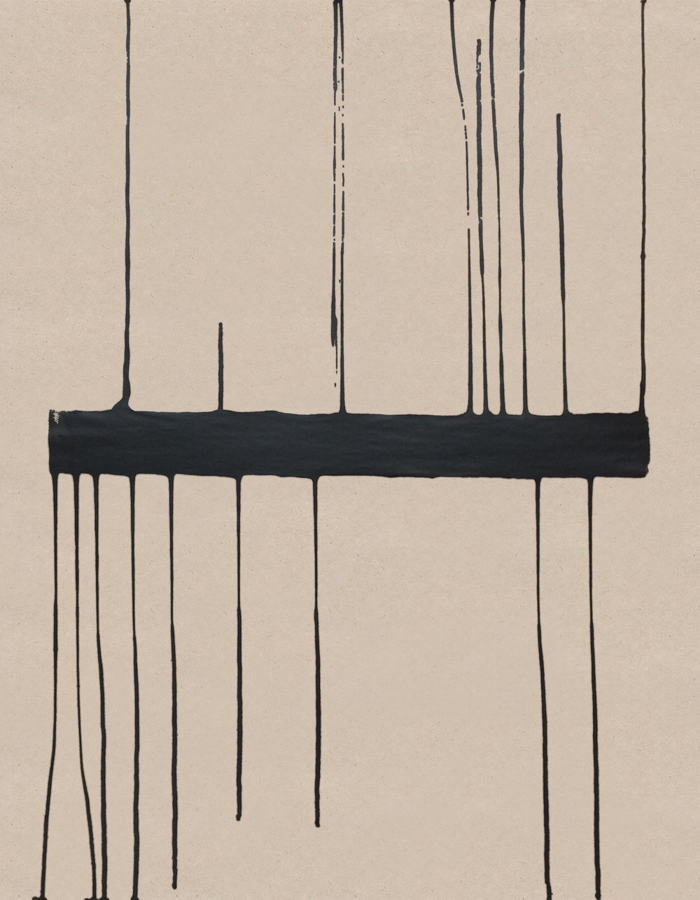 Two Black Lines, Diego Berjon