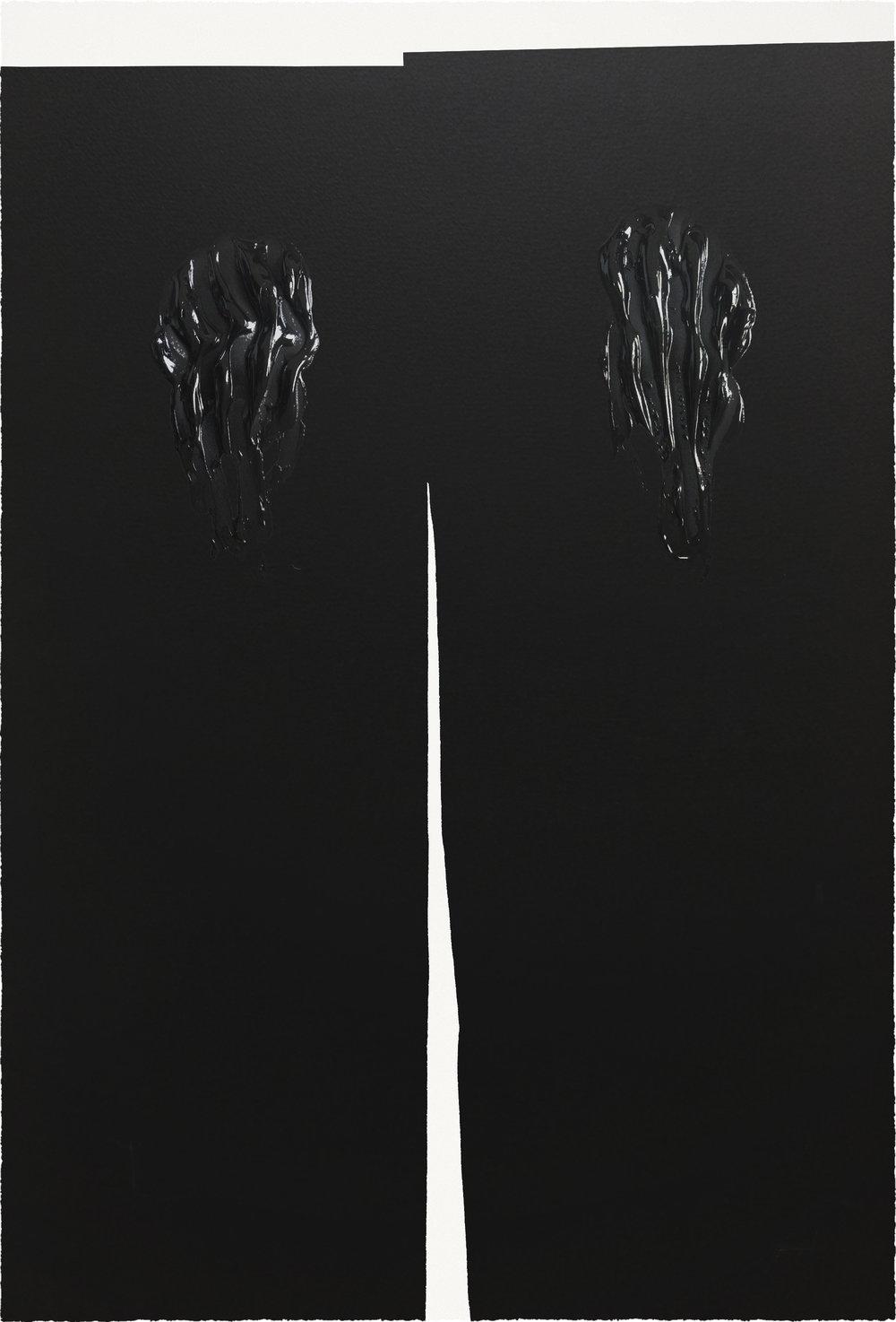 Two Hands, Two Lines, Diego Berjon