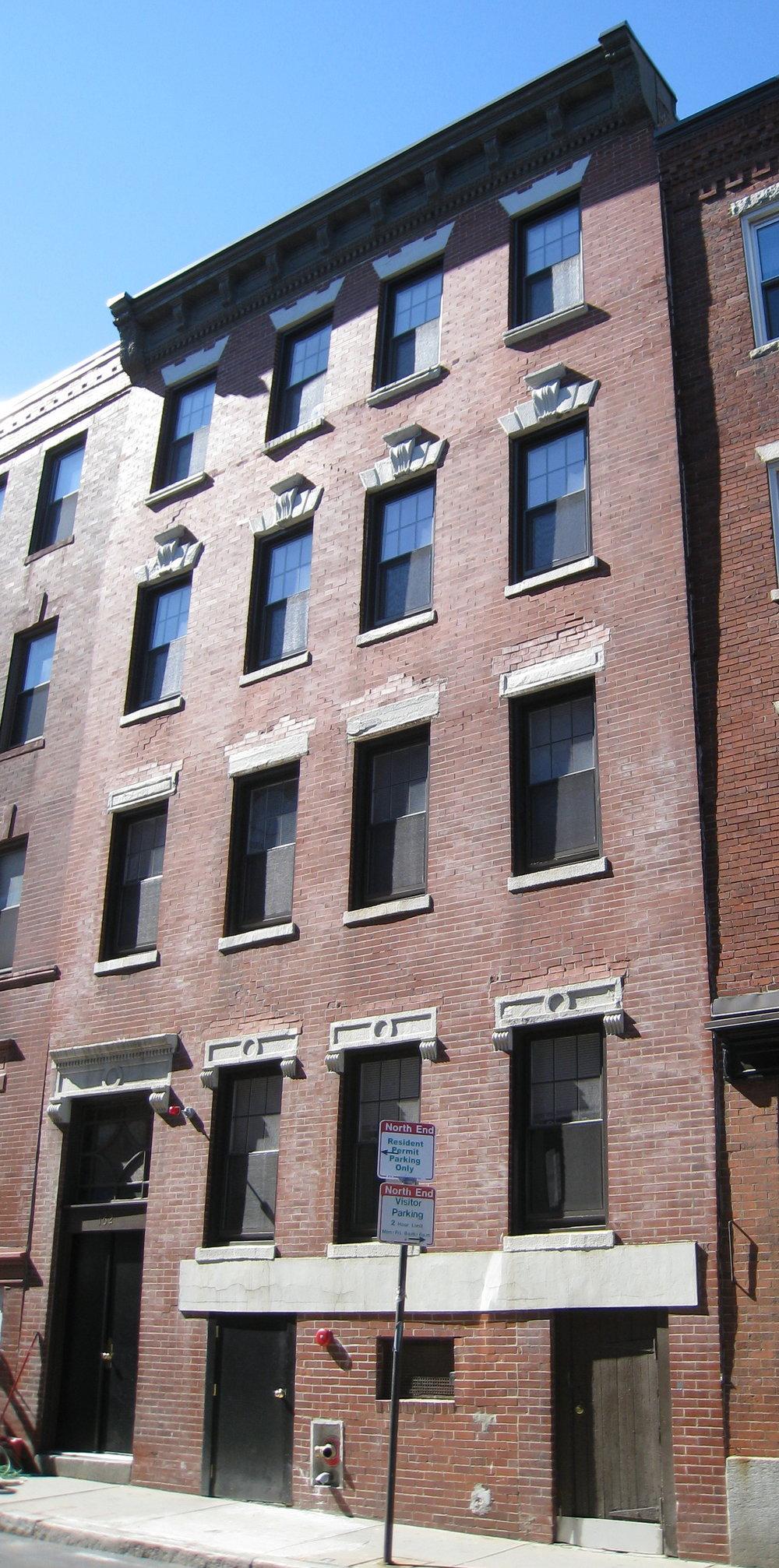 162 Prince Street, Boston