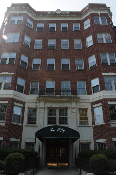 250 Commonwealth Avenue   26 unit residential condo development in Boston's Back Bay