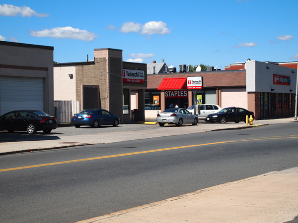 127-137 Main Street   19,000 SF retail development in Medford, MA