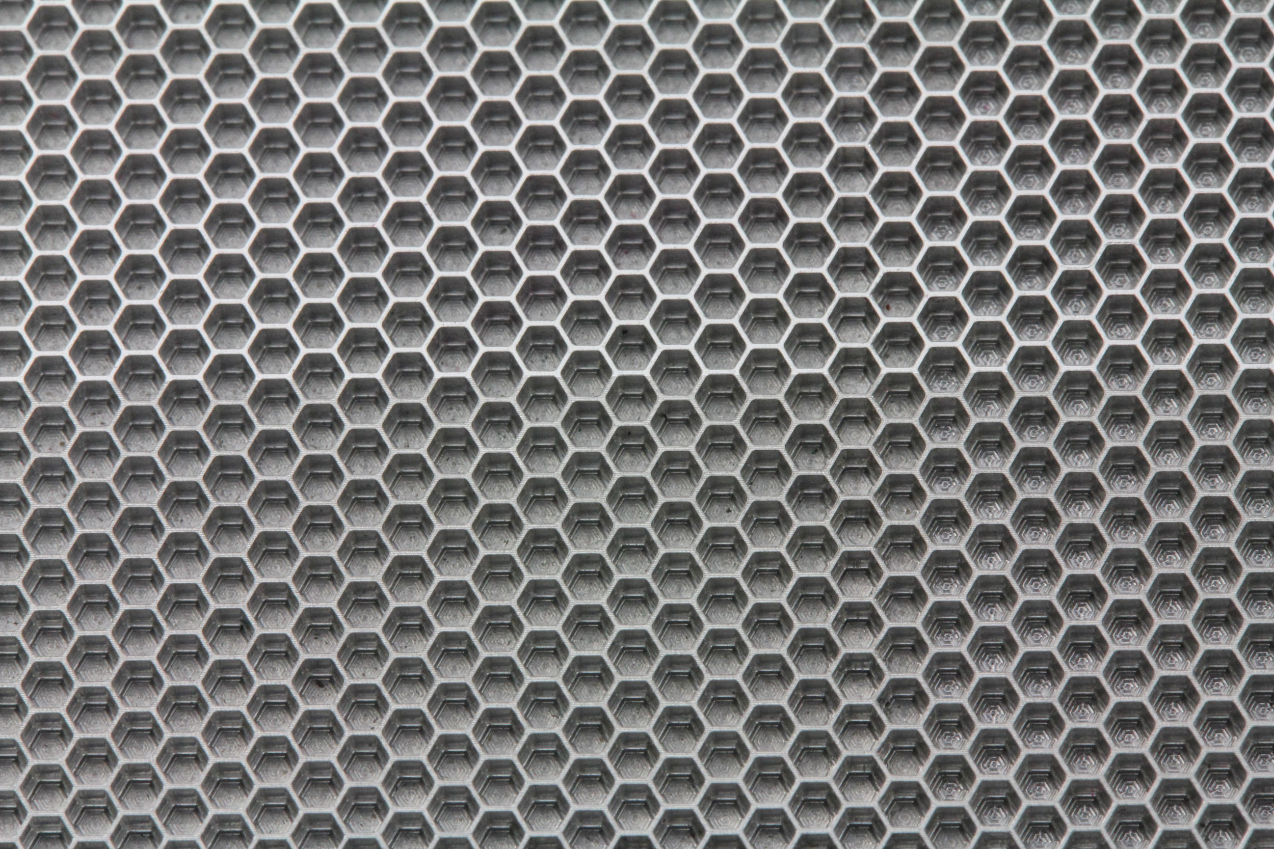 Micro honeycomb Manufacturing of precise and complicated shapes.