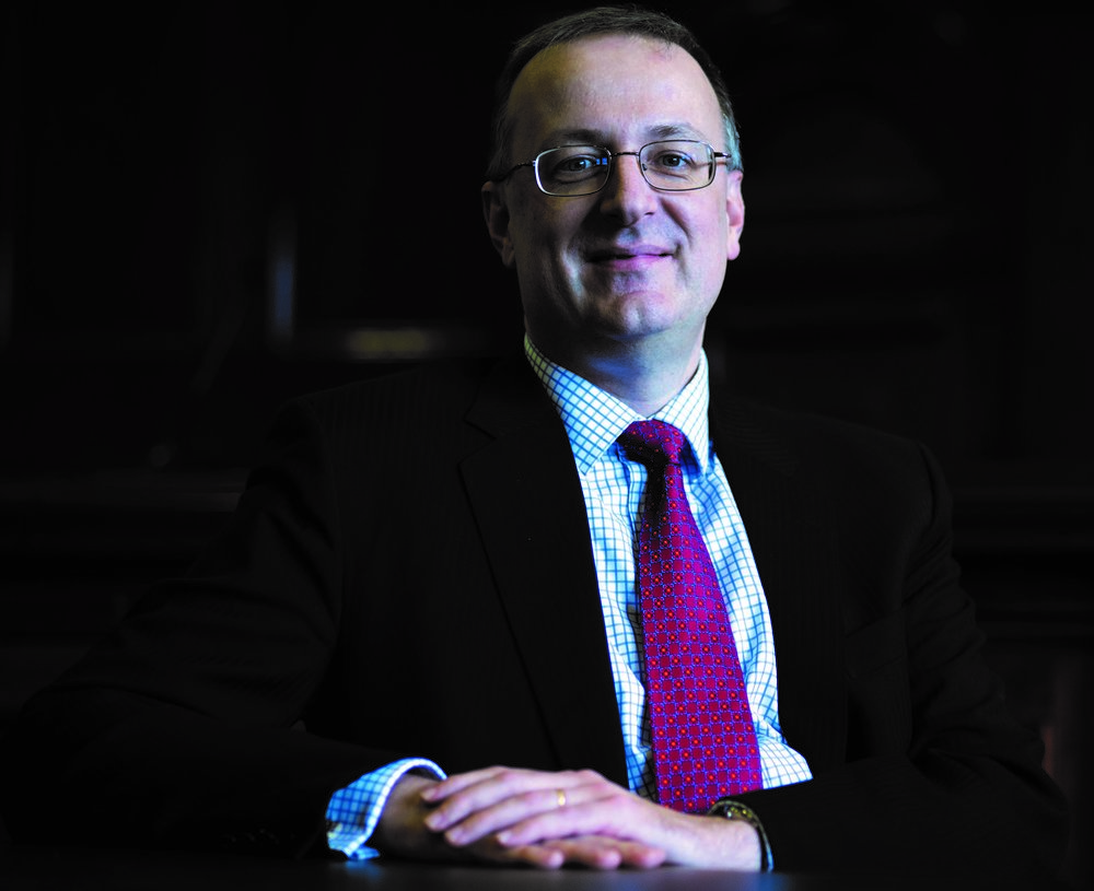 John Mckenna QC (1984) President - president@uqla.org