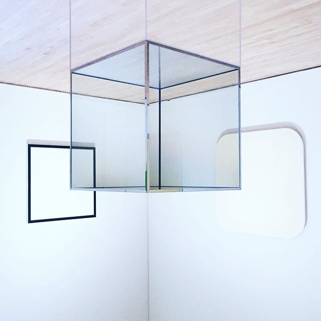 Cube, square, and right angle