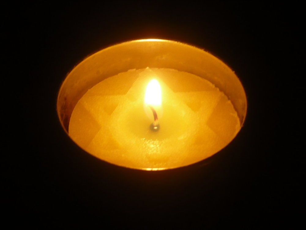 Holocaust Remembrance Flame