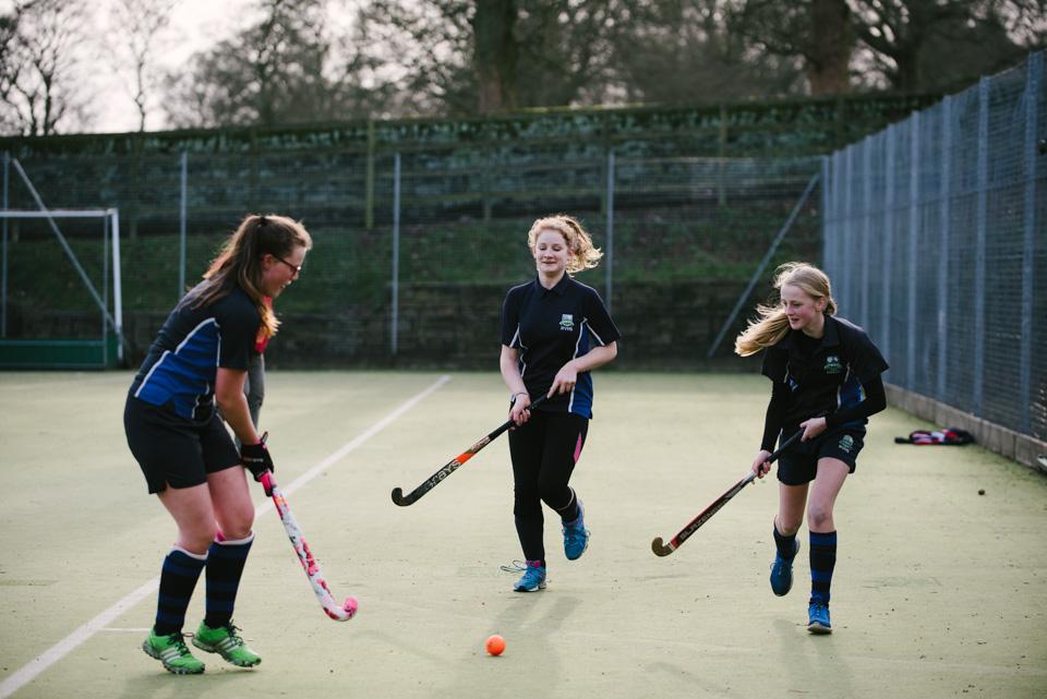 Girls HockeyU12, U13, U14, U15, U19 - After School / Astroturf / PE