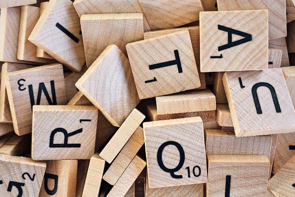 Scrabble Club - Lower school lunch / 103 / J Doig & M Clarke / English