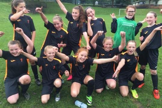 Girls FootballY7, Y8, Y9 - After school / Astroturf / L Newey / PE