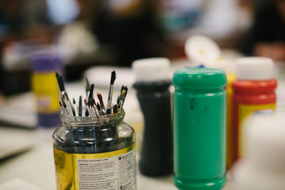 KS4/5 Art Raise your Grade - After school / 221 / Y Hughes / Art