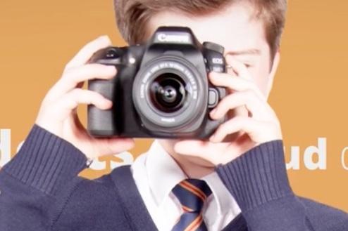 KS3 Photography - B Week only / Lower school lunch / 221 / J Bradley