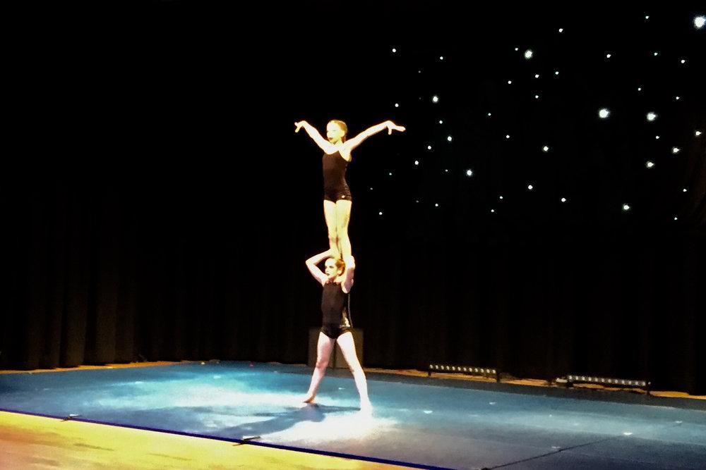 Girls GymnasticsY7, Y8, Y9 - After school / Gym / PE