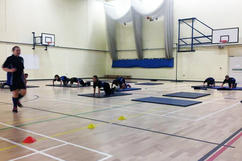 Fitness Club / Cross Country All years  - After school / Sports Hall / PE
