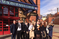 Mock Trial Y7-9 by audition - After school (spring term) / 210 / G Baxendale / Drama