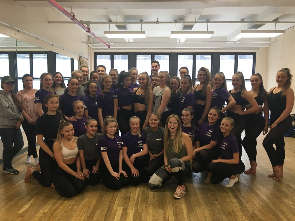 RDA SENIORS - After school / Theatre / Dance
