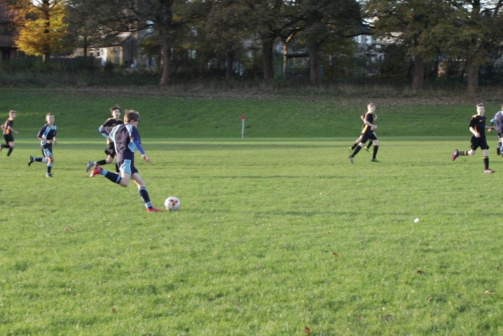 Y11,12, 13 Football Practise - After School / Astroturf / Mr Clarke / PE