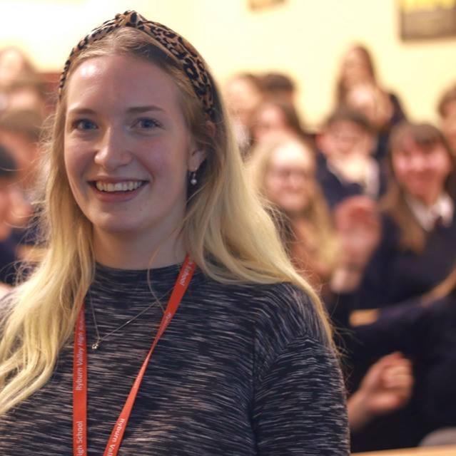 Ellie - Maths Ambassador, Leeds University