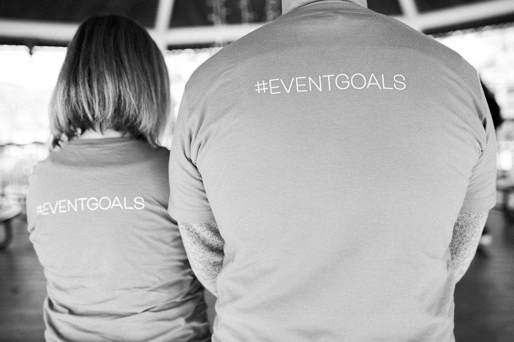Tinsel #eventgoals