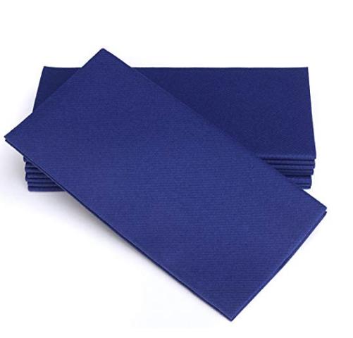 Blue Dinner Napkins