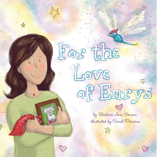 For the Love of Emrys  by Barbara Ann Simone
