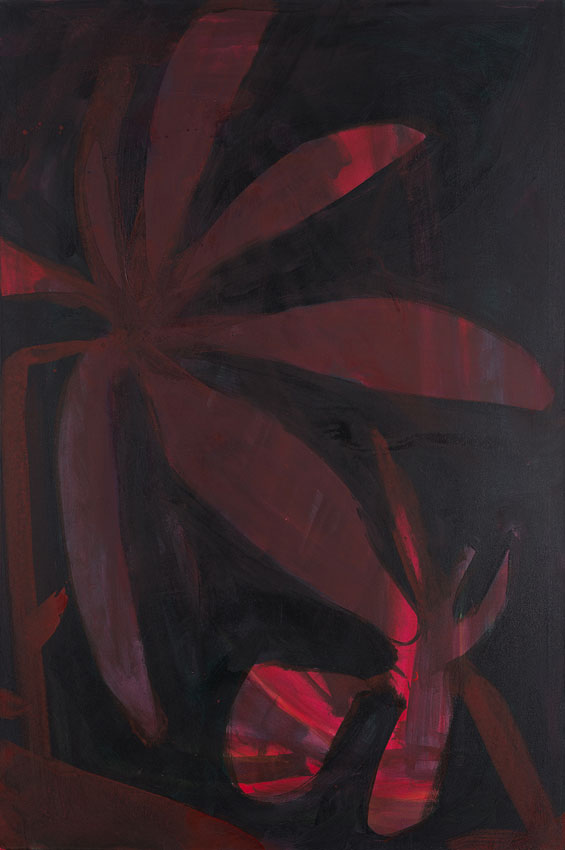 flower, black, purple, 2011 - 2015
