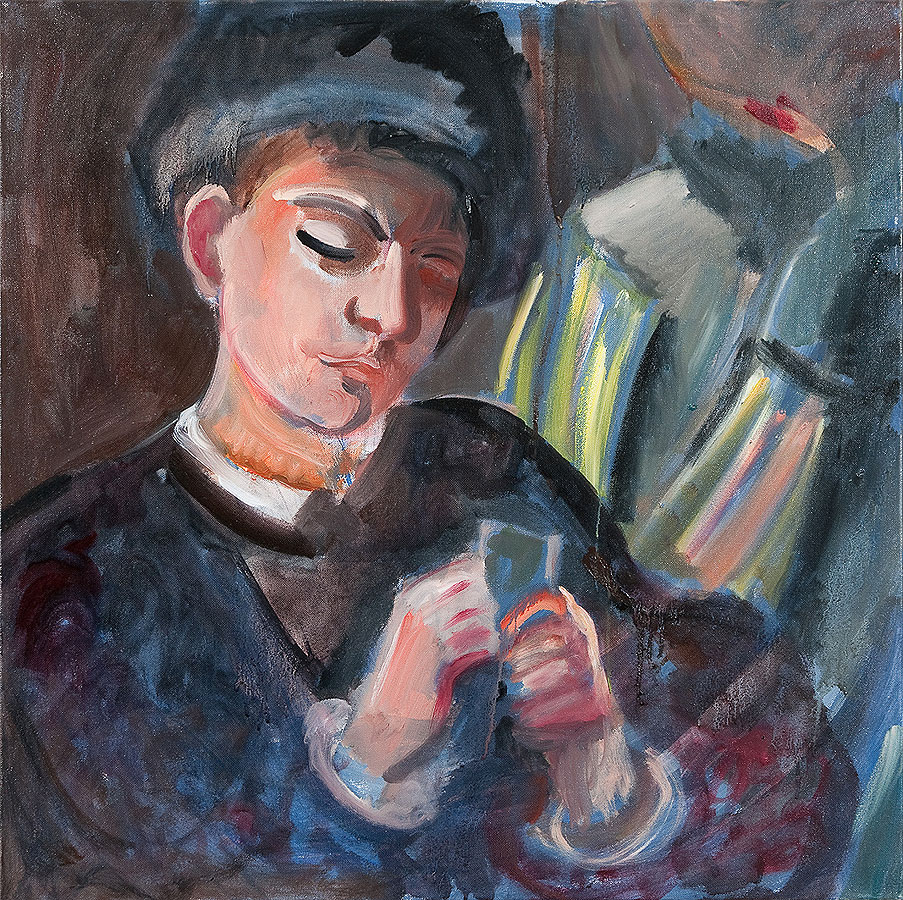 card player, 2012