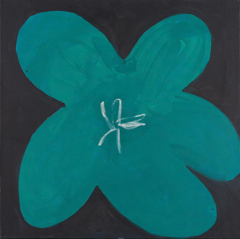flower, green,, 2014