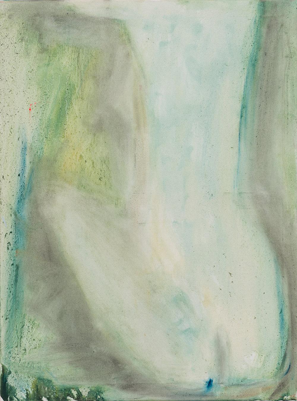 torso in sfumato, 2010