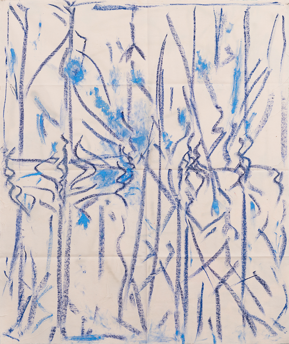 fold, blue, 2015