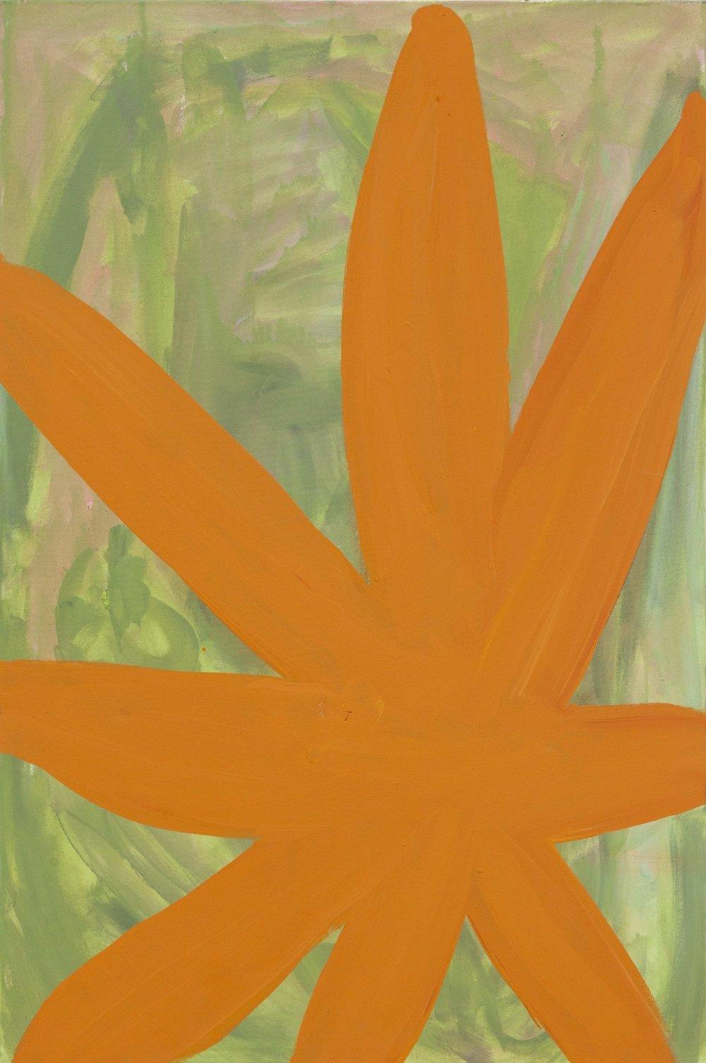 orange / olive, 2014