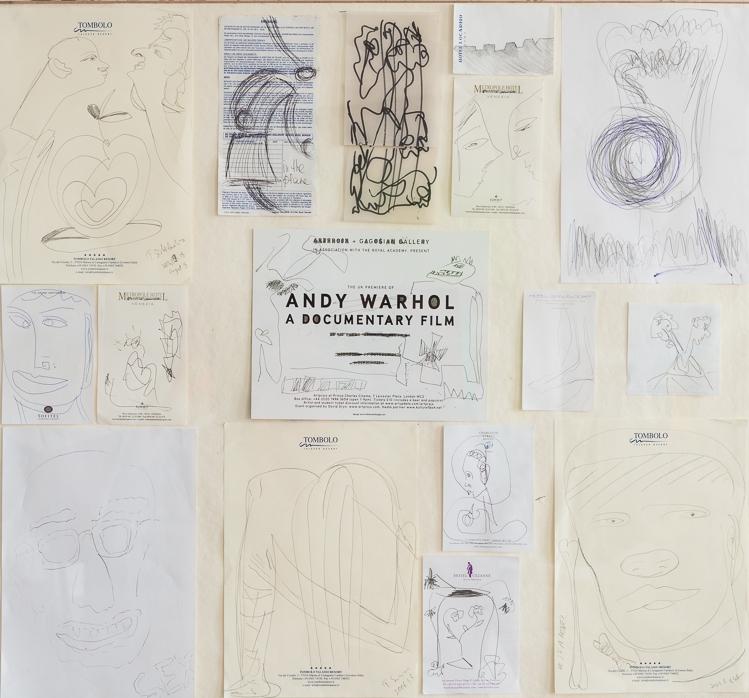 hotel-drawings, 2006