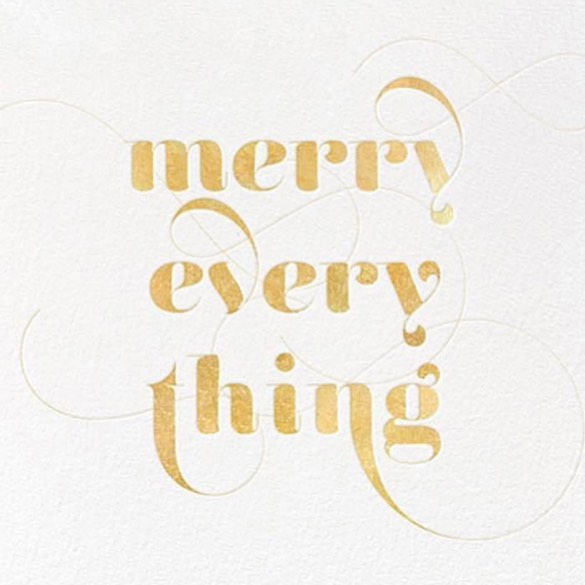 Wishing you and yours everything beautiful on this special day. May your time today with loved ones be merry and bright. 🎄❤️