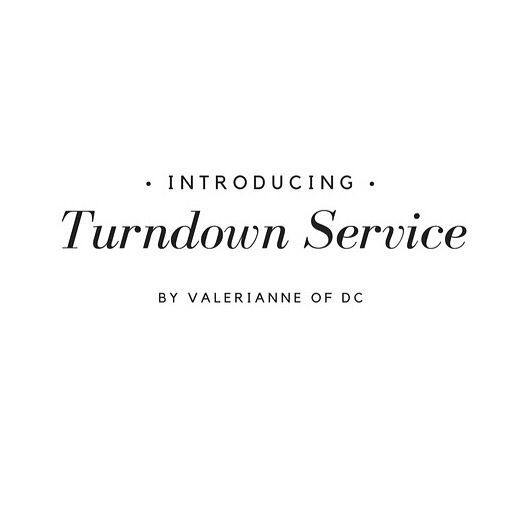 In 2018 Valerianne is doing MORE of what we LOVE ❤️ So excited to introduce TURNDOWN SERVICE. Get ready to experience that GOOD NIGHT'S 😴 rest you've been chasing 💕🌙✨🏃‍♀️ Follow link in profile to learn more...