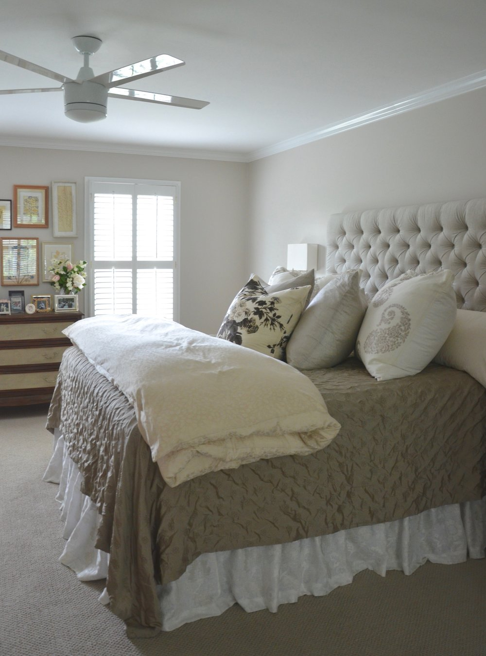Master Suite Interior Design in Northern Virginia