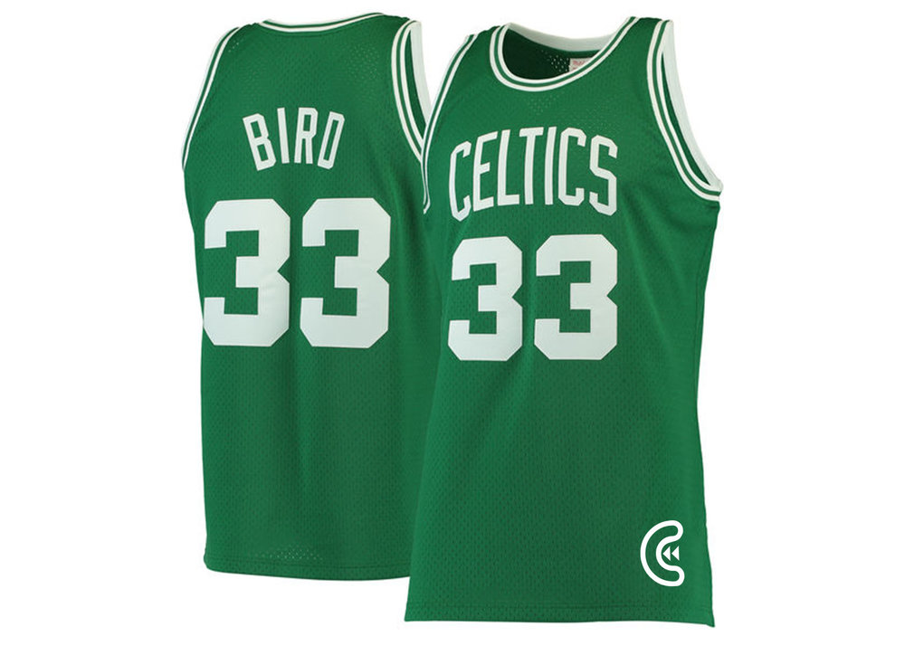 Larry Bird - Celtics    $249.99